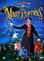 Mary Poppins - 27 x 40 Movie Poster - Korean Style A