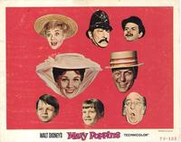 Mary Poppins - 11 x 14 Movie Poster - Style B