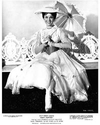 Mary Poppins - 8 x 10 B&W Photo #1
