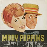 Mary Poppins - 20 x 20 Movie Poster - Style A