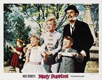 Mary Poppins - 11 x 14 Movie Poster - Style D