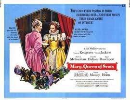 Mary, Queen of Scots - 11 x 14 Movie Poster - Style A