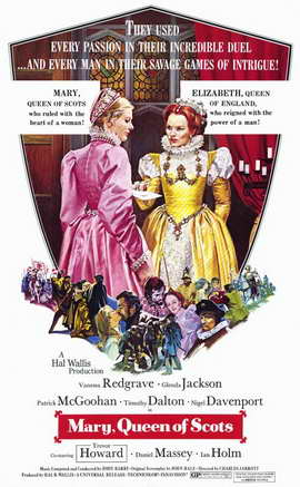 Mary, Queen of Scots - 11 x 17 Movie Poster - Style A