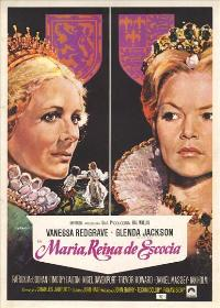Mary, Queen of Scots - 43 x 62 Movie Poster - Spanish Style A