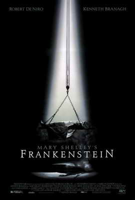 Mary Shelley's Frankenstein - 27 x 40 Movie Poster - Style A
