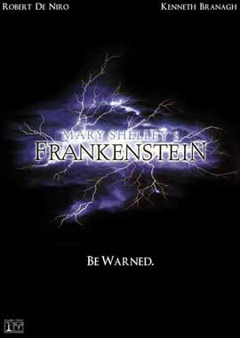 Mary Shelley's Frankenstein - 11 x 17 Movie Poster - Style C