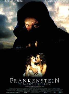 Mary Shelley's Frankenstein - 11 x 17 Movie Poster - Spanish Style A