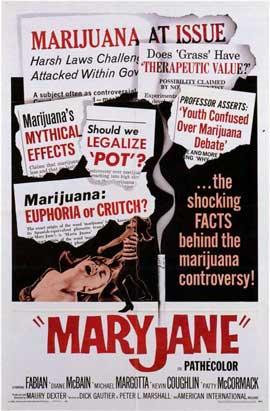 Maryjane - 11 x 17 Movie Poster - Style A