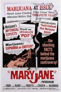 Maryjane - 43 x 62 Movie Poster - Bus Shelter Style A