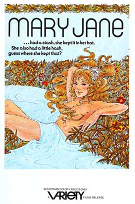 Maryjane - 27 x 40 Movie Poster - Style B