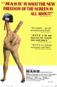 M*A*S*H - 11 x 17 Movie Poster - Style A