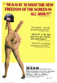 M*A*S*H - 43 x 62 Movie Poster - Bus Shelter Style A