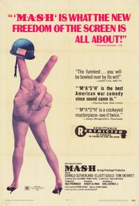 M*A*S*H - 27 x 40 Movie Poster - Style C