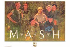 M.A.S.H. (TV) - 11 x 17 TV Poster - Style A