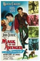 Mask of the Avenger - 27 x 40 Movie Poster - Style A