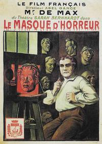 Masque d'horreur, Le - 11 x 17 Movie Poster - French Style A