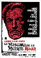 Masque of the Red Death - 27 x 40 Movie Poster - Spanish Style A
