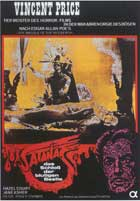 Masque of the Red Death - 11 x 17 Movie Poster - German Style A