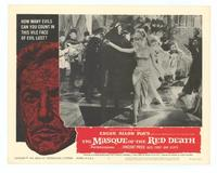 Masque of the Red Death - 11 x 14 Movie Poster - Style B