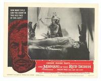 Masque of the Red Death - 11 x 14 Movie Poster - Style C