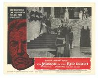Masque of the Red Death - 11 x 14 Movie Poster - Style D
