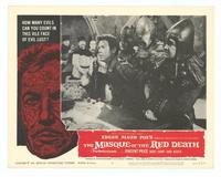 Masque of the Red Death - 11 x 14 Movie Poster - Style H
