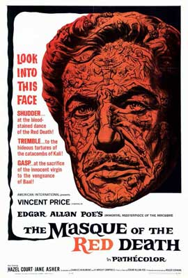 Masque of the Red Death - 27 x 40 Movie Poster - Style A