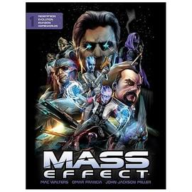 Mass Effect 2 - Volume 1 Library Edition Hardcover Graphic Novel