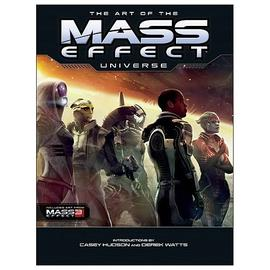 Mass Effect 2 - Art of the Universe Hardcover Graphic Novel