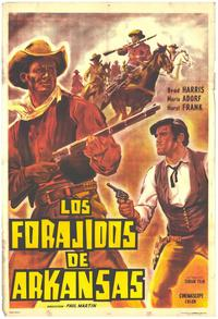 Massacre at Marble City - 27 x 40 Movie Poster - Spanish Style A