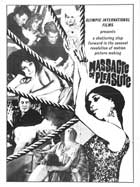 Massacre for an Orgy - 27 x 40 Movie Poster - Style A