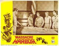 Massacre Harbor - 11 x 14 Movie Poster - Style A