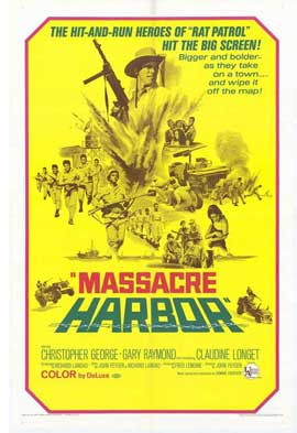 Massacre Harbor - 11 x 17 Movie Poster - Style A