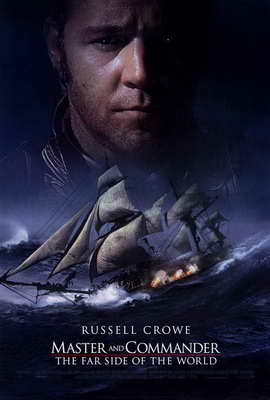 Master and Commander: The Far Side of the World - 27 x 40 Movie Poster - Style A