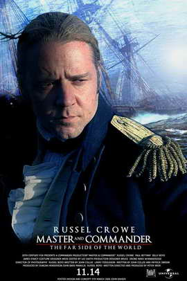 Master and Commander: The Far Side of the World - 27 x 40 Movie Poster - Style B