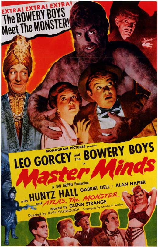 master minds movie posters from movie poster shop