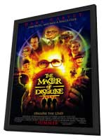 Master of Disguise - 11 x 17 Movie Poster - Style A - in Deluxe Wood Frame