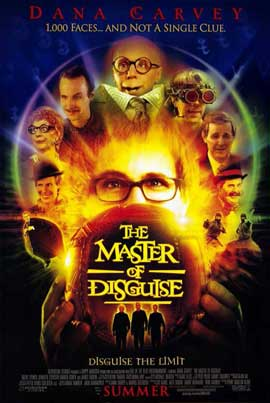 Master of Disguise - 11 x 17 Movie Poster - Style A