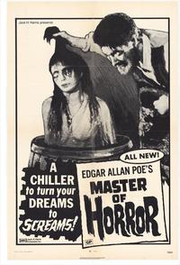 Master of Horror - 27 x 40 Movie Poster - Style A