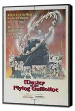 Master of the Flying Guillotine - 27 x 40 Movie Poster - Style B - Museum Wrapped Canvas