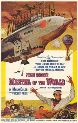 Master of the World - 11 x 17 Movie Poster - Style A
