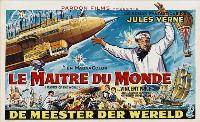 Master of the World - 11 x 17 Movie Poster - Belgian Style A