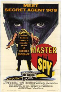 Master Spy - 11 x 17 Movie Poster - Style A