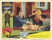 Master Spy - 11 x 14 Movie Poster - Style B