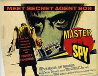 Master Spy - 11 x 14 Movie Poster - Style A