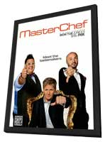 Masterchef (TV) - 11 x 17 TV Poster - Style A - in Deluxe Wood Frame
