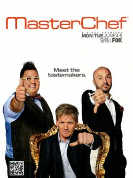 Masterchef (TV) - 11 x 17 TV Poster - Style A