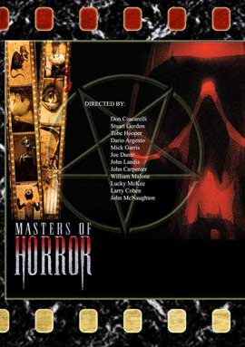 Masters of Horror - 11 x 17 Movie Poster - Style P