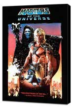 Masters of the Universe - 11 x 17 Movie Poster - Style D - Museum Wrapped Canvas