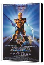 Masters of the Universe - 27 x 40 Movie Poster - Style A - Museum Wrapped Canvas